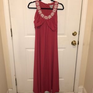 Soft Surroundings Maxi Dress that Wows